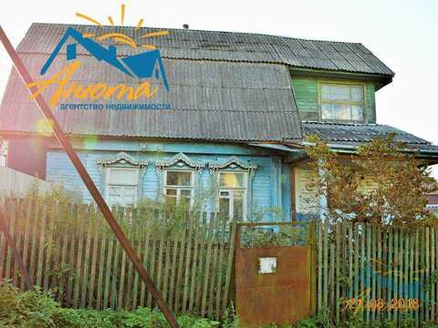 Продается дом в селе Кривское Боровского района Калужской области - Фото 1