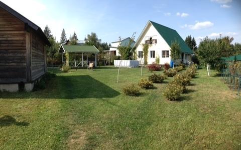 Новый зимний дом-дача в СНТ «Союз» - Фото 1