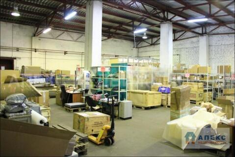 Аренда склада пл. 408 м2 м. Алтуфьево в складском комплексе в Бибирево - Фото 1
