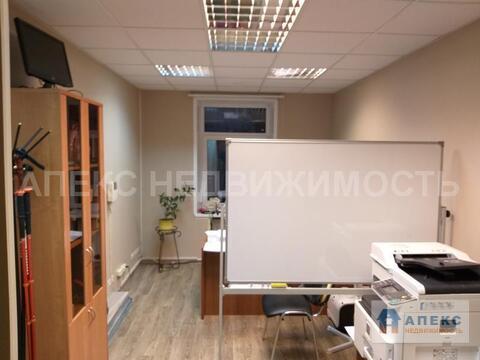 Аренда офиса 101 м2 м. Преображенская площадь в бизнес-центре класса С . - Фото 2