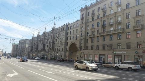 Продается 3-х комнатная квартира на Тверской - Фото 2
