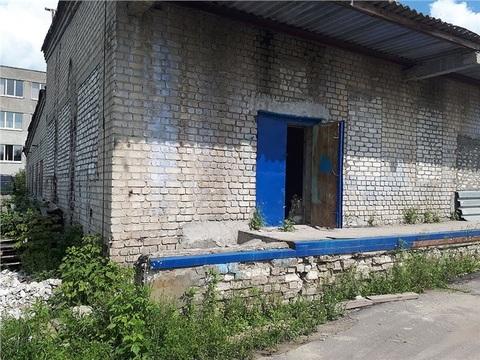 Аренда производственного помещения, Брянск, Ул. Речная - Фото 1
