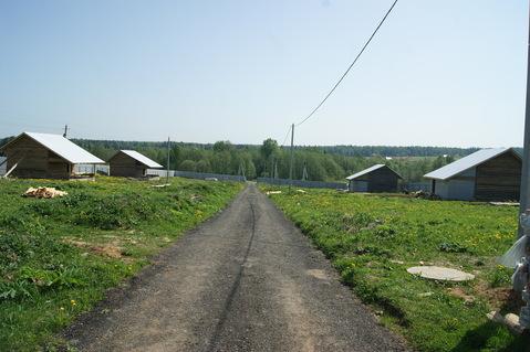 Деревня Соколово Солнечногорский район участок 10 соток - Фото 3