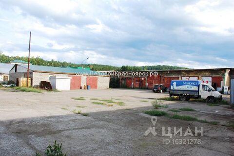 Производственное помещение в Красноярский край, Железногорск . - Фото 2