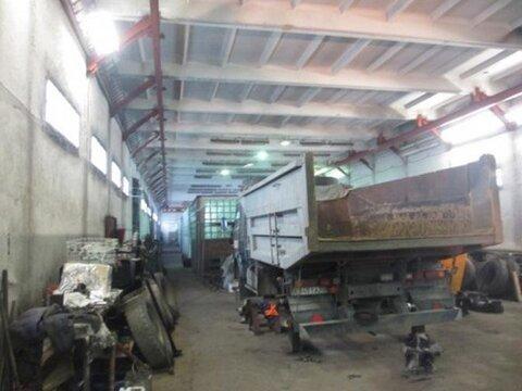 Теплый производственно- складской комплекс 5 600 кв.м на 2,6 Га - Фото 3