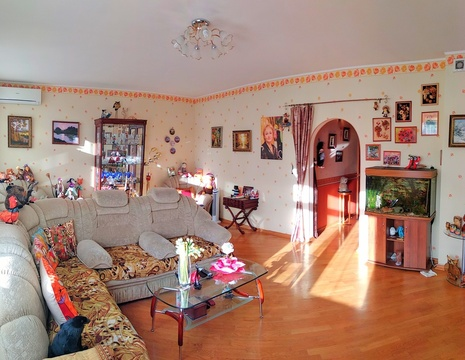 Продается таунхаус Москва, Воротынская улица,7 - Фото 1