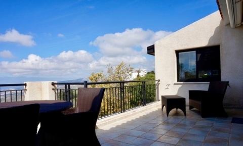 Прекрасный 3-спальный отдельный дом с панорамным видом в районе Пафоса - Фото 5