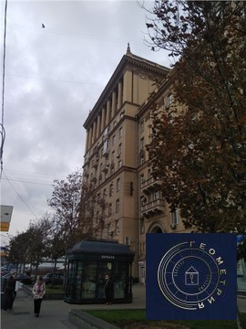 1 к. кв. м. Кутузовская, Кутузовский проспект 30 (ном. объекта: 38093) - Фото 2