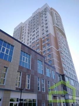 Просторная трёхкомнатная 91 кв.м. в новом ЖК на улице Есенина, 9 - Фото 1