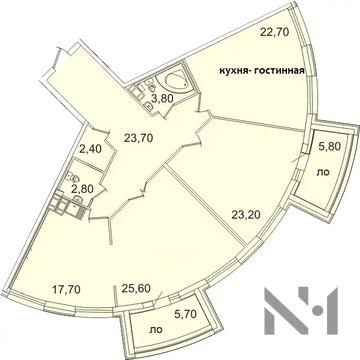 Объявление №51939149: Продаю 3 комн. квартиру. Санкт-Петербург, ул. Пионерская, 50,
