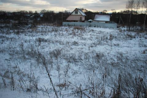 10 соток Домодедово, мкр. Белые Столбы, д. Меткино - Фото 3