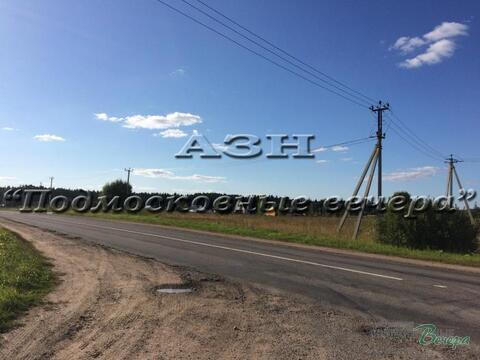 Можайское ш. 130 км от МКАД, Новопоречье, Участок 15 сот. - Фото 1