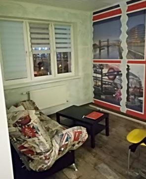 Однокомнатная квартира в шаговой доступности от метро - Фото 3