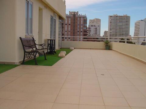 Трехкомнатные апартаменты на набережной города Кальпе - Фото 4