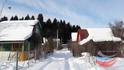 Дача 50 кв.м. 6 соток СНТ Дубки г. Александров 100 км от МКАД - Фото 2