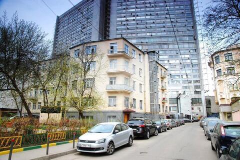 Офис на Старом Арбате 120 м2 Серебряный пер.5 - Фото 2
