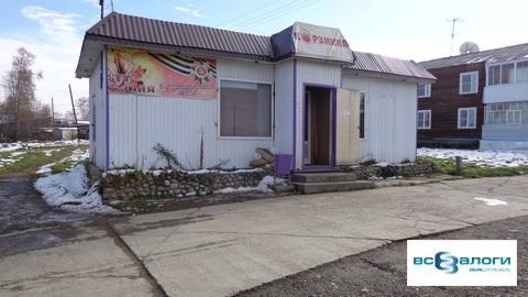 Продажа торгового помещения, Байкальск, Слюдянский район, Пер. . - Фото 1
