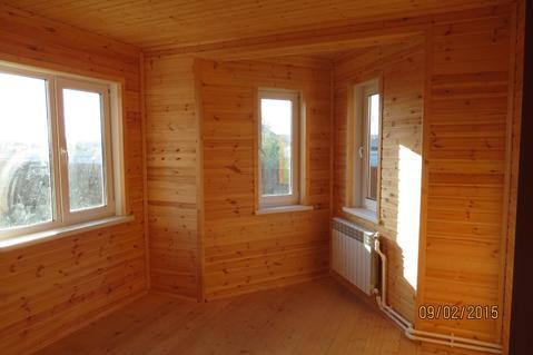 Дом с Балконом, Газ, 20 соток, Прописка, Садик - Фото 5