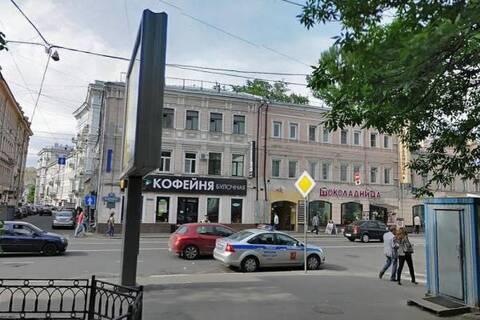 Продажа торгового помещения, м. Курская, Ул. Покровка - Фото 3