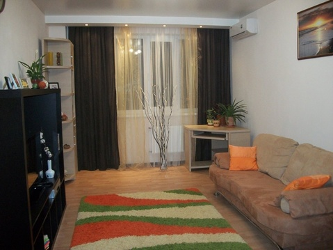 Сдается 1к квартира, В квартире есть всё необходимое для проживания - Фото 1