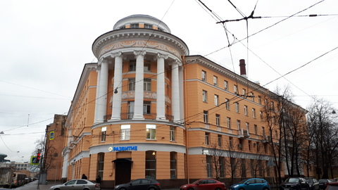 Продам комнату 17 м2 в Сталинском доме - Фото 1
