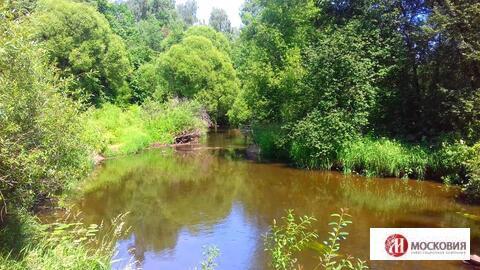 Земельный участок на живописном берегу реки, у воды. в Москве - Фото 5