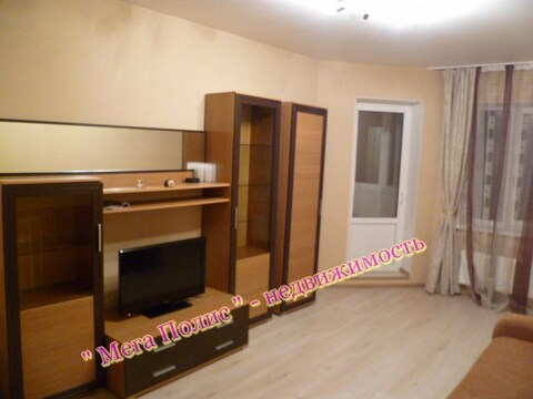 Сдается 1-комнатная квартира 50 кв.м. в новом доме ул. Ленина 209 - Фото 1