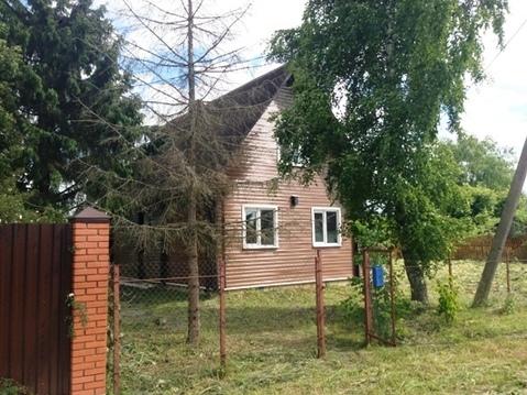 Дом из клеёного бруса, участок 30 соток, Рузский городской округ - Фото 2