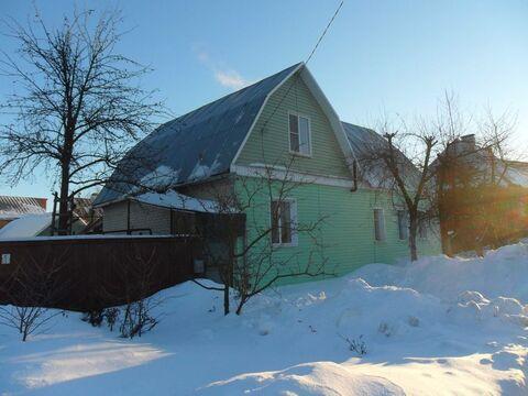 Продается дом г Тамбов, ул Талалихина - Фото 1