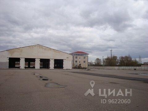 Продажа производственного помещения, Великий Новгород, Сырковское ш. - Фото 1