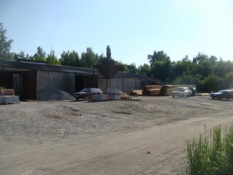 Капитальный не отапливаемый склад площадью 170 м. кв. - Фото 1