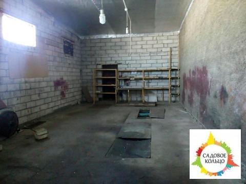 Под склад, неотапливаемый, выс.:5,5 м, пол бетон, ворота, терр. огорож - Фото 2