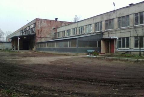 Производственно-складской комплекс 4147 м2 в г. Клин - Фото 2