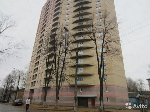 2-х ком. ул. Балтийская 3, 69 кв.м, 3/19 кирпич - Фото 1