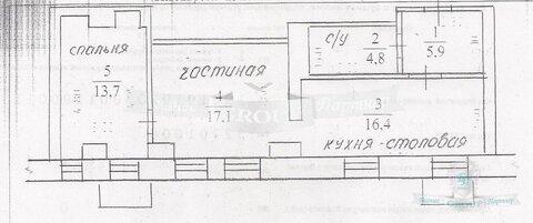 Квартира, ул. Ноградская, д.22 - Фото 1