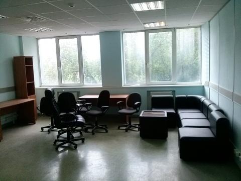 Офис в БЦ 60 кв.м, центр города - Фото 1
