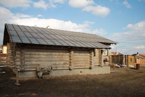"Бревенчатый дом 120 кв.м. в д. Зиновкино, ДНП ""Сиеста"" - Фото 4"