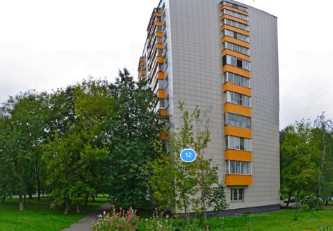 Продается 1-комнатная квартира г. Москва, ул. Шоссейная, д.12 - Фото 1