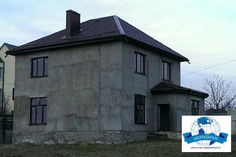 Дом 200 м2 на участке 4,5 сот. Аграрник 4 - Фото 1