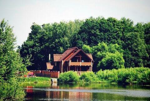 Жилой дом с отделкой под ключ в лесу. Калужское ш. 27 км - Фото 1