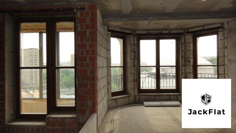 76кв.м, св. планировка, 8этаж, 8 секция - Фото 1