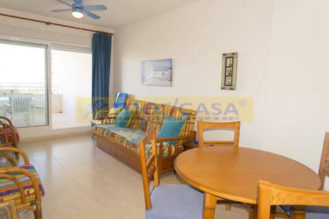 Апартаменты в Кальпе на пляже la Fossa с видом на море - Фото 5
