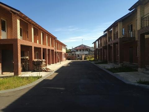 Таунхаус 135 кв.м. на участке земли 1 сотка в д. Белозерово - Фото 2