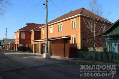 Продажа таунхауса, Новосибирск, Ул. Гризодубовой - Фото 1