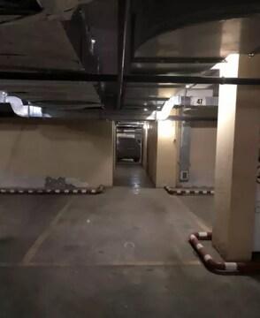 Подземный паркинг на Ямашева проспект, 103