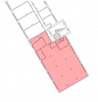 Сдам торговое помещение 482 кв.м, м. Петроградская - Фото 3