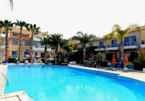 Прекрасный, угловой 3-спальный Апартамент с садом в Пафосе - Фото 2