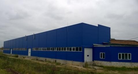 Продажа произв-складского комплекса в Раменском р-не, Новохаритоново - Фото 1