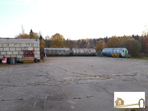 Продажа земельного участка для размещения производственной базы - Фото 2