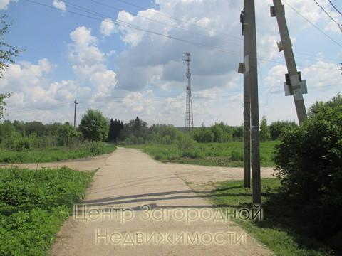 Участок, Ярославское ш, 52 км от МКАД, Репихово п. Ярославское шоссе, . - Фото 5